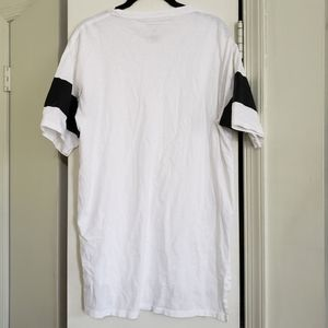 Barneys New York Shirts - Barneys New York Men's White Tee (XL)